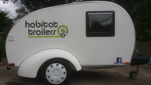 Hire A Teardrop Trailer In The North West